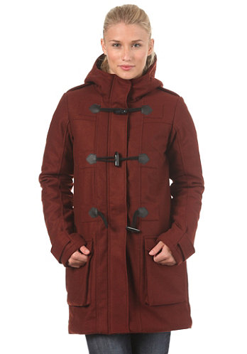 Womens Faroe Jacket rum raisin
