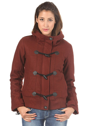 Womens Elami Jacket rum raisin