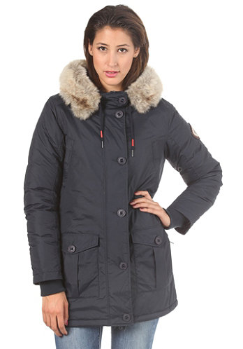 Womens Greenland Jacket total eclipse
