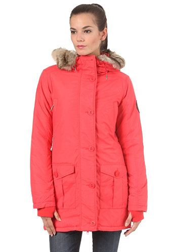 Womens Greenland Jacket pointsetta