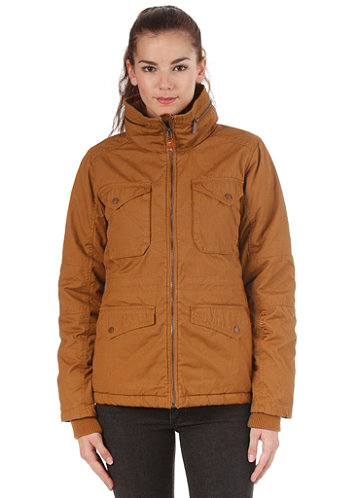Womens Ander Jacket rubber