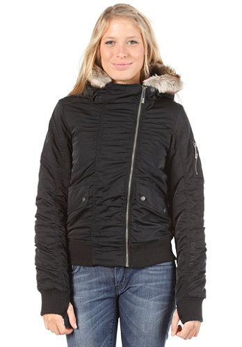 Womens Puckaroo Jacket black
