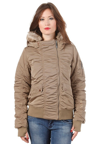 Womens Puckaroo Jacket lead grey