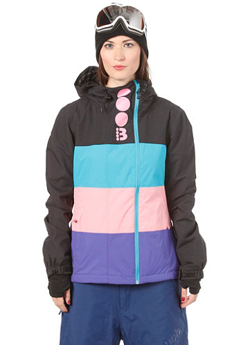 Womens Becky Block Jacket spectrum blue
