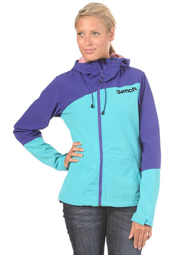 Womens Massy Match Softshell Jacket spectrum blue