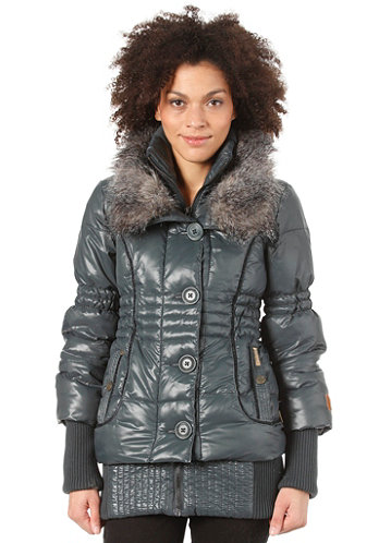 Womens Iff Jacket taupe