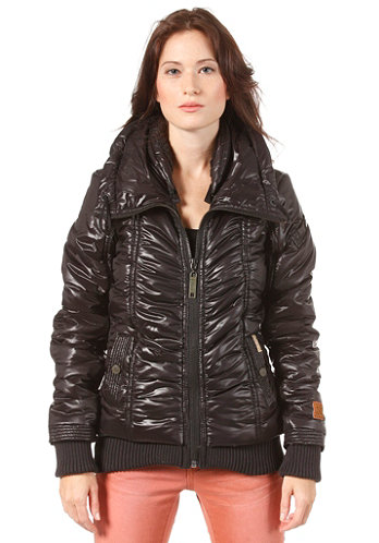 Womens Deist Jacket black