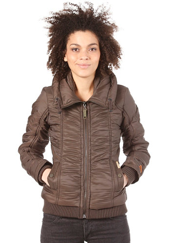 Womens Deist Jacket charcoal