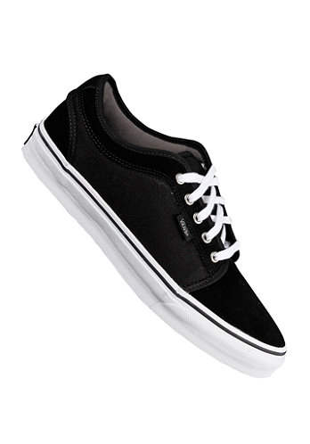 Chukka Low black/pewter/white