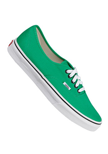 Authentic bright green/black