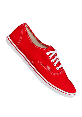 Authentic LO Pro true red/true white