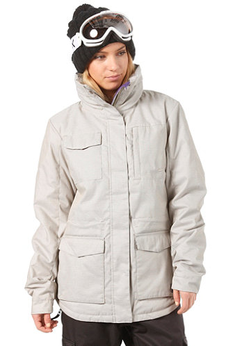 Womens Ainsworth Parka bamboo