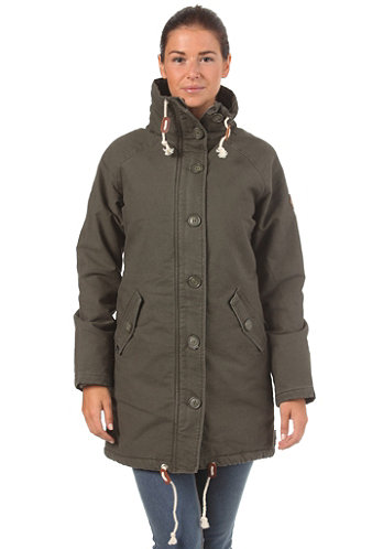 Womens Frida 2 Jacket olive