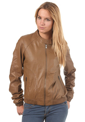 Womens Mendota Jacket tobacco brown