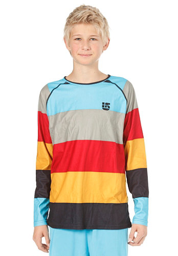 KIDS/ Boys Explorer Crew Shirt 2013 norsk stripe