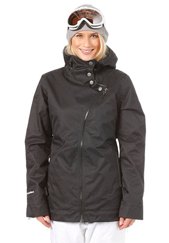 Womens Alias Jacket blackout