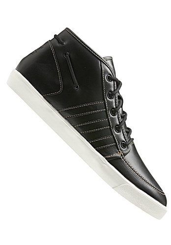 Court Deck Mid black/white vapour/black