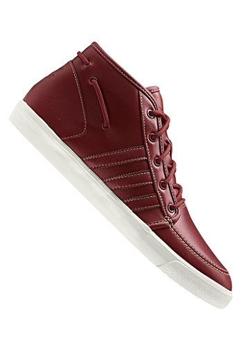 Court Deck Mid mars red/white vapour/black