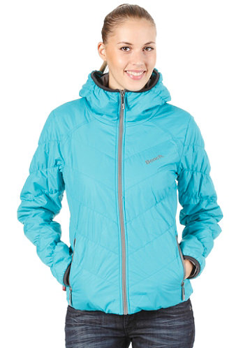 Womens Kat Jacket lake blue