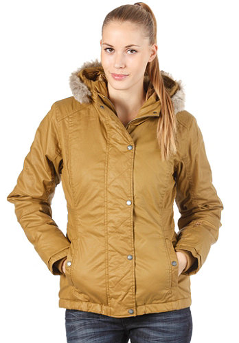 Womens Conty Jacket dull gold