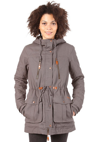 Womens Avenham B Jacket dark shadow