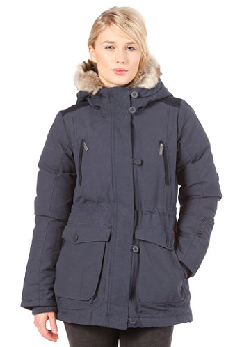 Womens Lang Jacket total eclipse