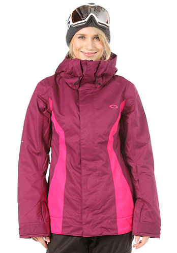 Womens Fit Jacket magenta purple