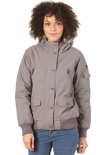 Womens Anvil Jacket smoked peral
