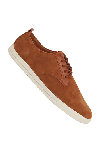 Ellington Shoe grizzly suede