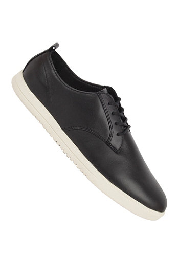 Ellington Shoe black leather