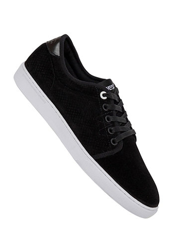 Edmond Suede black