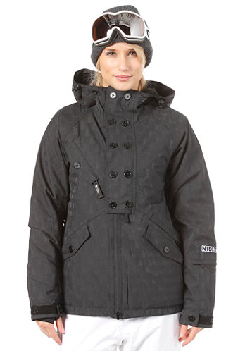 Womens Markham Jacket black