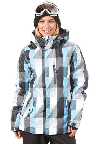 Pwes Cats Eye Jacket blue/aop 5