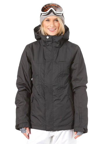 Womens Frame Jacket black/out