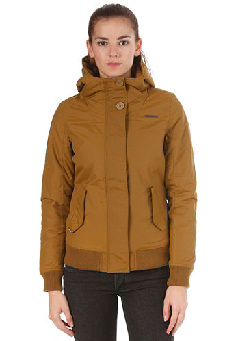 Technical Boom Jacket olive