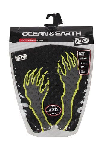 Owen Wright Pro Grip Pad lime