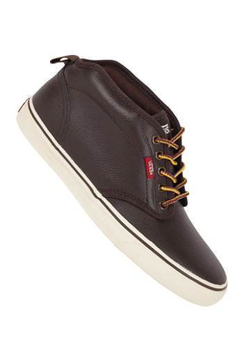 Atwood Mid Shoes (leather) brown