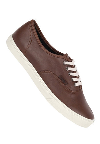 Authentic Lo Pro Shoes (aged leather)