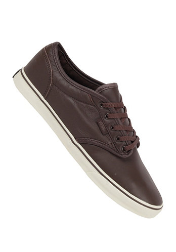 Atwood Low Shoes (leather) brwn/