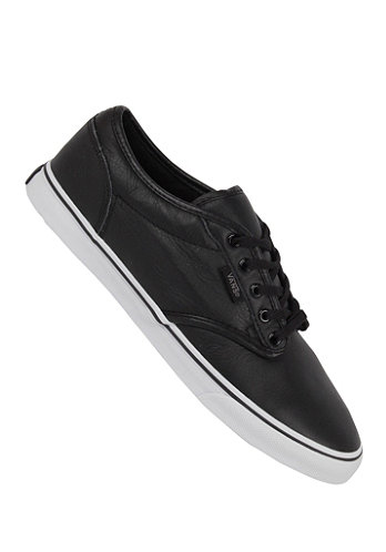 Atwood Low Shoes (leather) black