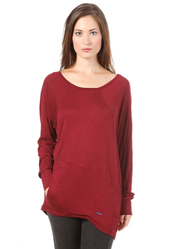Mady Longsleeve burgundy
