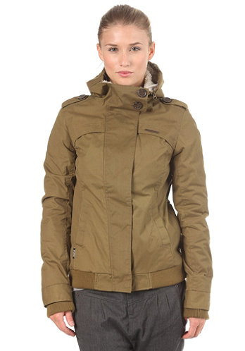 Ewok Woven Jacket fir green