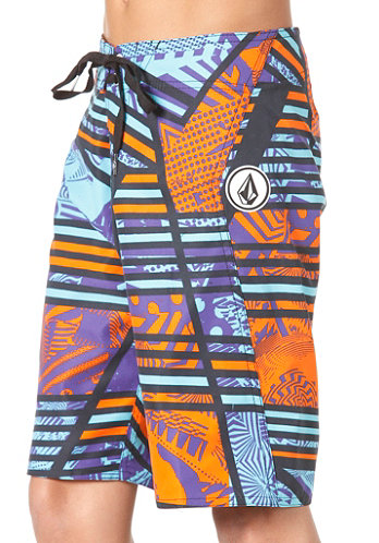 Kids V2S Maguro Angle Boardshort blue drift