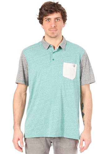 Tempest Pocket Polo S/S Shirt scrubs green