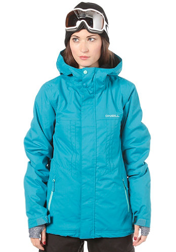 Womens Frame Jacket enamel blue