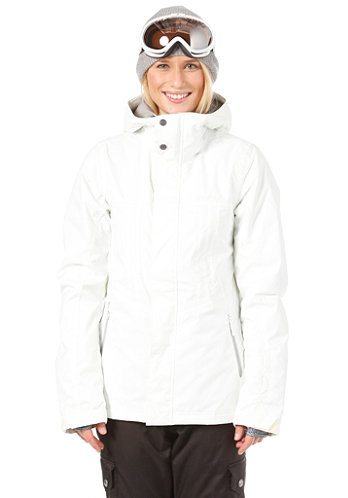 Womens Frame Jacket vaporous/white