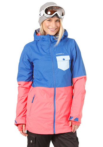 Womens Almandine Jacket ocean blue