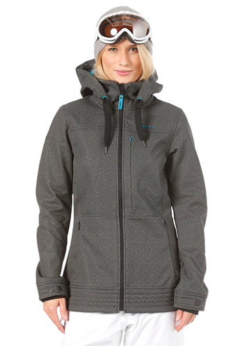 Womens Diamond Hyperfleece black/out