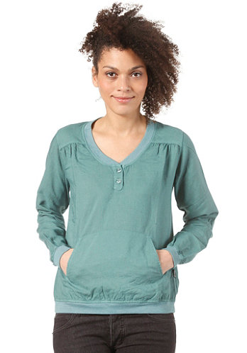 Sleeze L/S Shirt spruce green