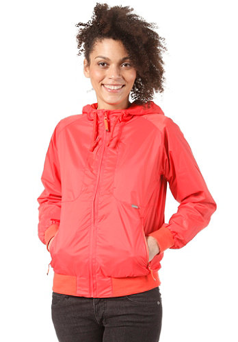 Toerny Jacket hot coral